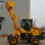 Chinese low price Weifang front loader ZL15  1.5 ton mini wheel loader for sale