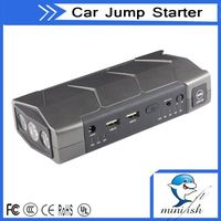 Hot New Products Mini Portable Car Jump Starter 12000mAh 12V Backup Battery Motorboats Power Bank