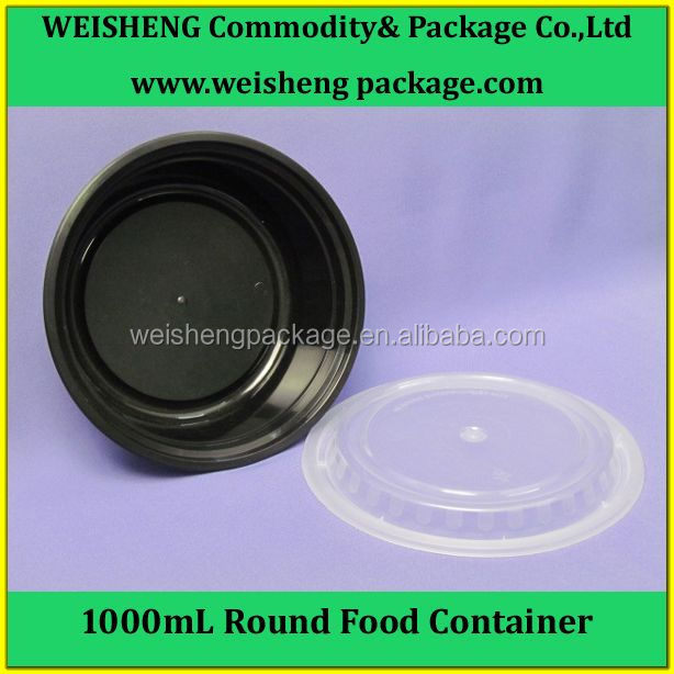 Disposable Home Food Lunch Container/PP Plastic Lunch Box