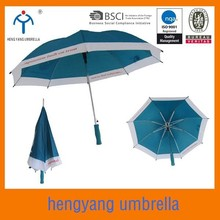 27inch*8k Hot sale golf umbrella UV advertising umbrella for sale