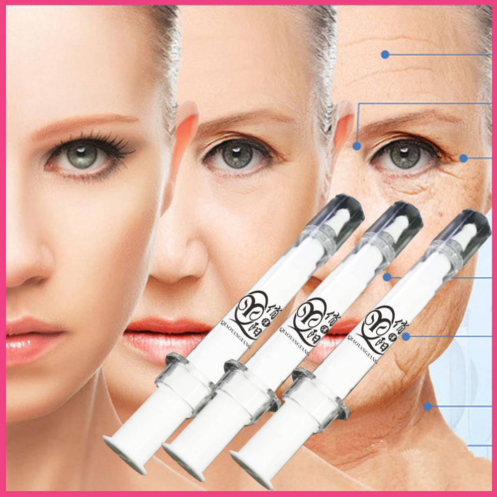 OEM Eye bag removal cream within one minute remove eye wrinkle for old women