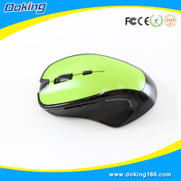 Novelty personalized 2.4G optical wireless mouse