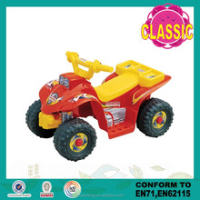Factory directly sell children electric ride-on quad , cheap children quad