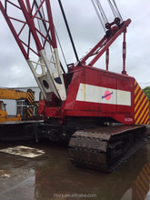 Good Condition Used Manitowoc 300 ton Crawler Crane 4000W for sale