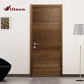 High quality oak solid puertas de madera para for bedroom door