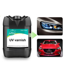 Best Clear Coat for Headlight Restoration from Uv Varnish Factory