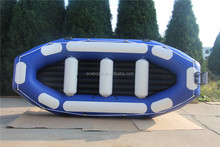 4.3m Inflatable river rafting boat water raft ce fishing boat drifting boat