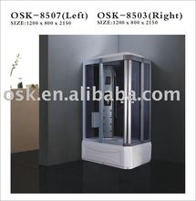 Complete Shower Cabin with Steam OSK(8807/8503) Sanitary Ware