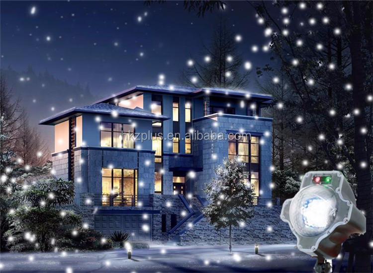 2 in 1 red green white christmas lights projector laser led christmas lights outdoor