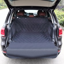 Foldable Car Pet Seat Cover Well Fit