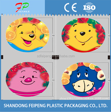 roll plastic PET/pvc cup container sealing /lidding film for pp cup