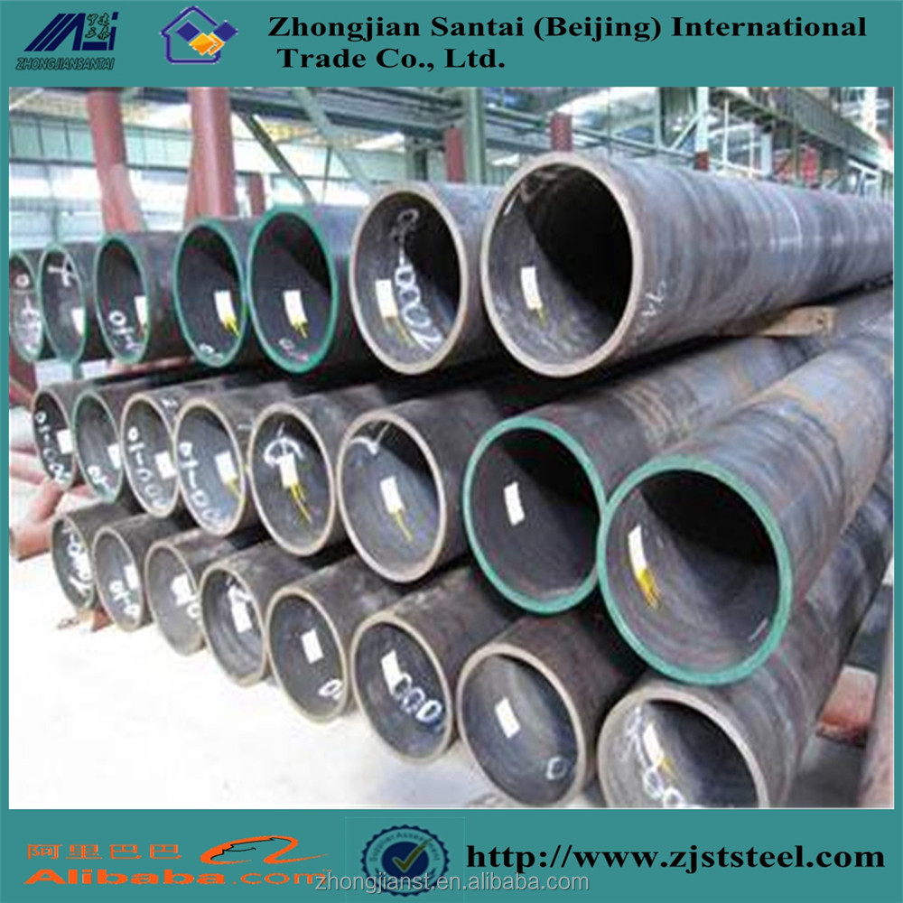 API 5CT N80 oil well drill steel pipe for oil and gas project