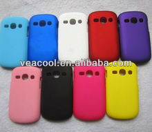 Rubber Hard Case Cover for Samsung Galaxy Fame S6810 S6812