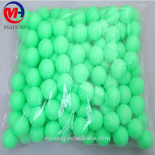 150PCS Scrub Table Tennis Ball Ping Pong Ball Lottery balls,different color for choosing