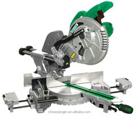 10 inch multi purpose sliding compound miter saw 2000W electric saw with Laser Cutting Line