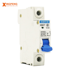 Made in China new type XBE7 1pole air tp circuit breaker iec 947-2