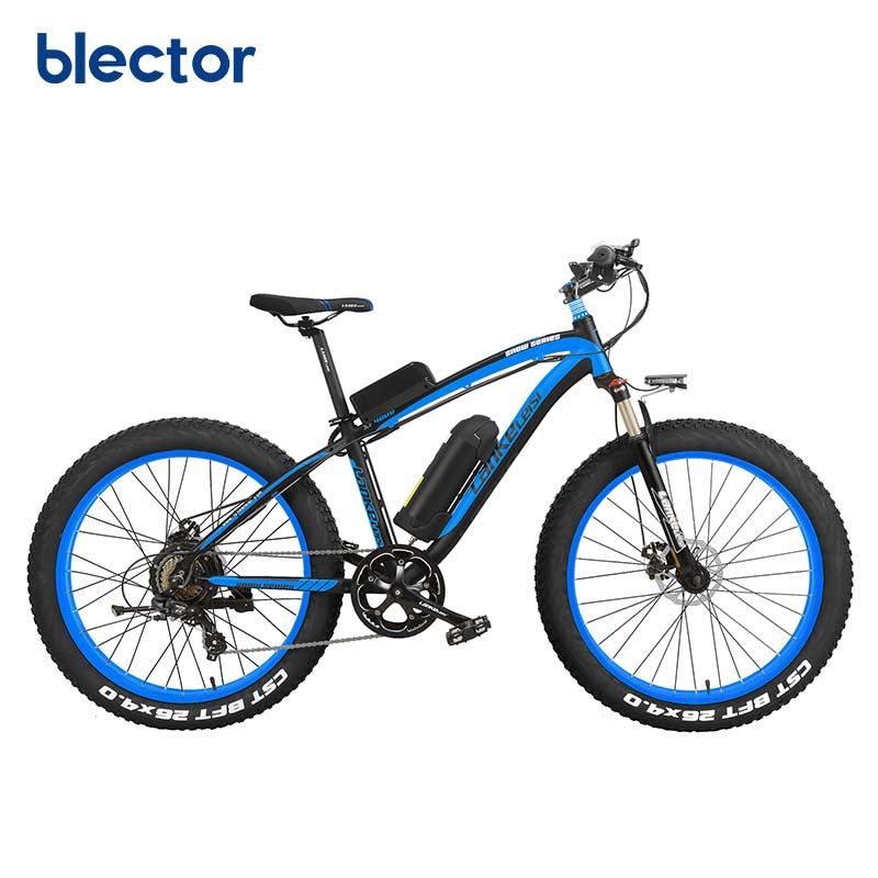 Factory Price 48V 500W /1000W Super Power Fat Tire Mountain Snow Electric <strong>Bike</strong>