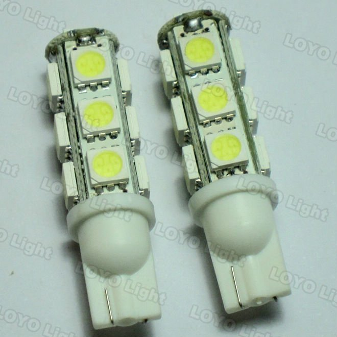 T10/194/168 W5W led for car