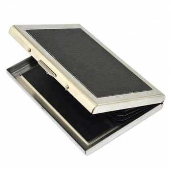 Light weight promotion gift rfid blocking credit credit cards holder case