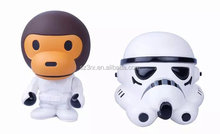 hottest toy for promotional/wholesales strom trooper bobble head toy for gift/pvc bobble head toy in factory