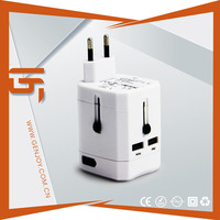 GIFT universal ac 5v 2a usb power adapter