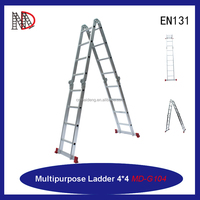 Aluminum multi purpose ladder with same quality as Werner