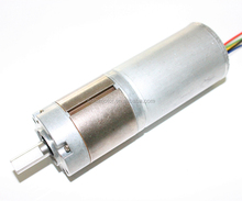 Currency detector dc gear motor 36mm 12v