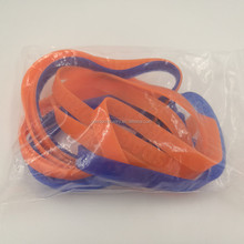 various custom size silicone food grade rubber bands