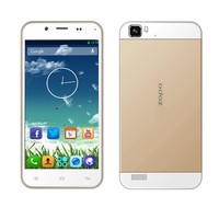 ZOPO ZP1000 Ultrathin MTK6592 Octa Core 1GB RAM 16GB ROM 5'' 14MP Camera Dual SIM 3G Android Phone Gold