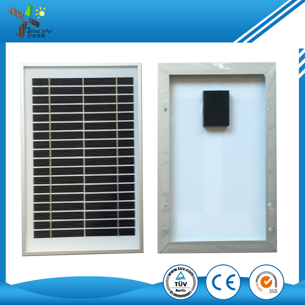 5w 10w 5watt 10 watt portable mini solar panel small solar panel price