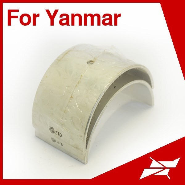 Marine diesel engine main bearing for Yanmar 6LDF