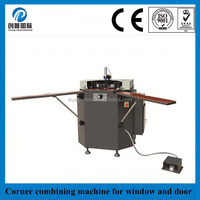 China Aluminum window door fabrication machine