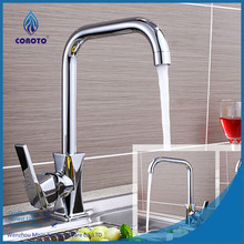 Wholesale factory price brass commercial faucet for kitchen