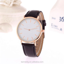 Hot design women's watches leather