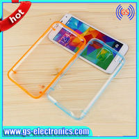 Alibaba China Luminous Light Clear Case For Samsung Galaxy S5 Glow transparent Crystal Hard Case