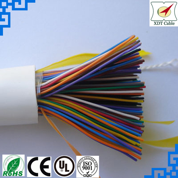 telecommunication multi-pair utp cat3 telephone wire cable