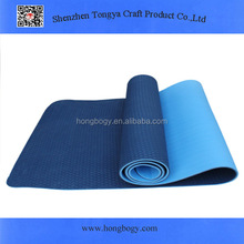 "Yoga Mat 68""L x 24""L x 6mm Non-Slip Sport Exercise Fitness Mat Thick Mat"