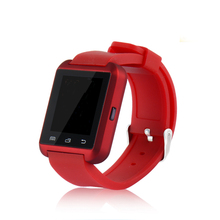 Manufacturers Touch Screen Cheap smart watch OEM U8 Smart Watch mobile phone For Android smartphone