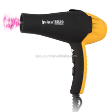 Professional salon hair dryer 2300w with red infra