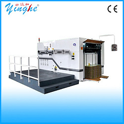 flatbed rubber blanket die cutter