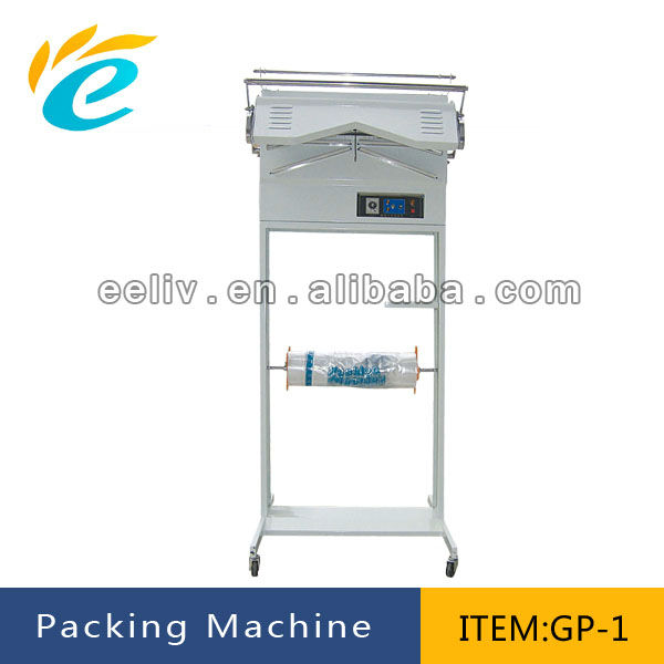 Hot selling cloth packing bag making machine
