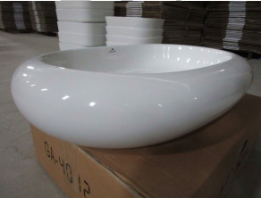 ceramic wash basin quality checking service the third party goods inspection service
