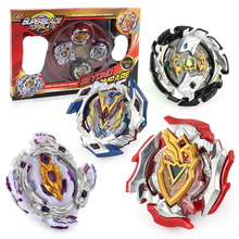 X8Dd168-9 Gyro Stadium Spinning With Light Spin Top Toy