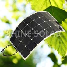 Hot sell low price light weight flexible solar panel for bag for RV / Boats