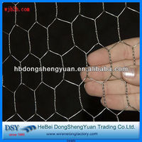 professional manufacture chicken wire hot dipped galvanized hexagoanl wire mesh(have a stock)