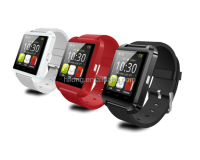 Wholesale smart watch U8 touch screen cheap health care bluetooth wrist watch for android and ios