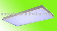 4*36W polycarbonate grid lighting