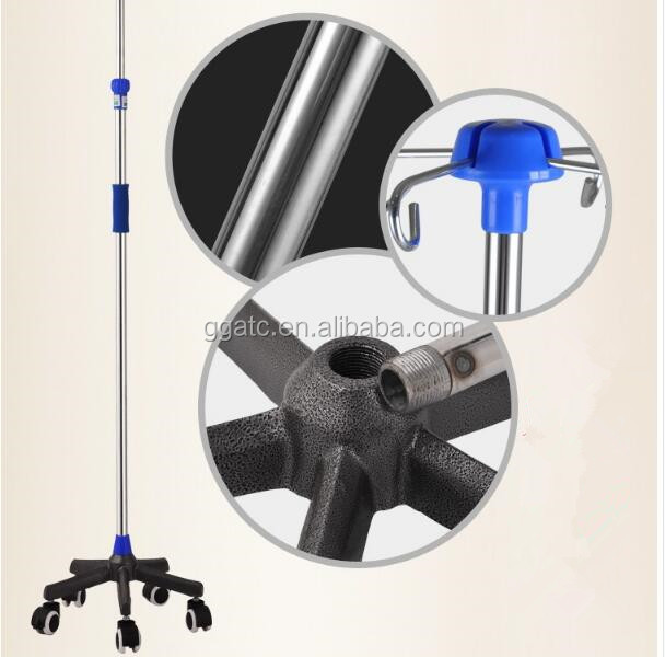 Cheapest price iv stand iv pole infusion instrument stand