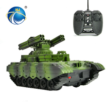 simulation design infrared model battle tank rc military vehicles for sale with light
