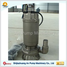 Mechanical seal submersible water pump
